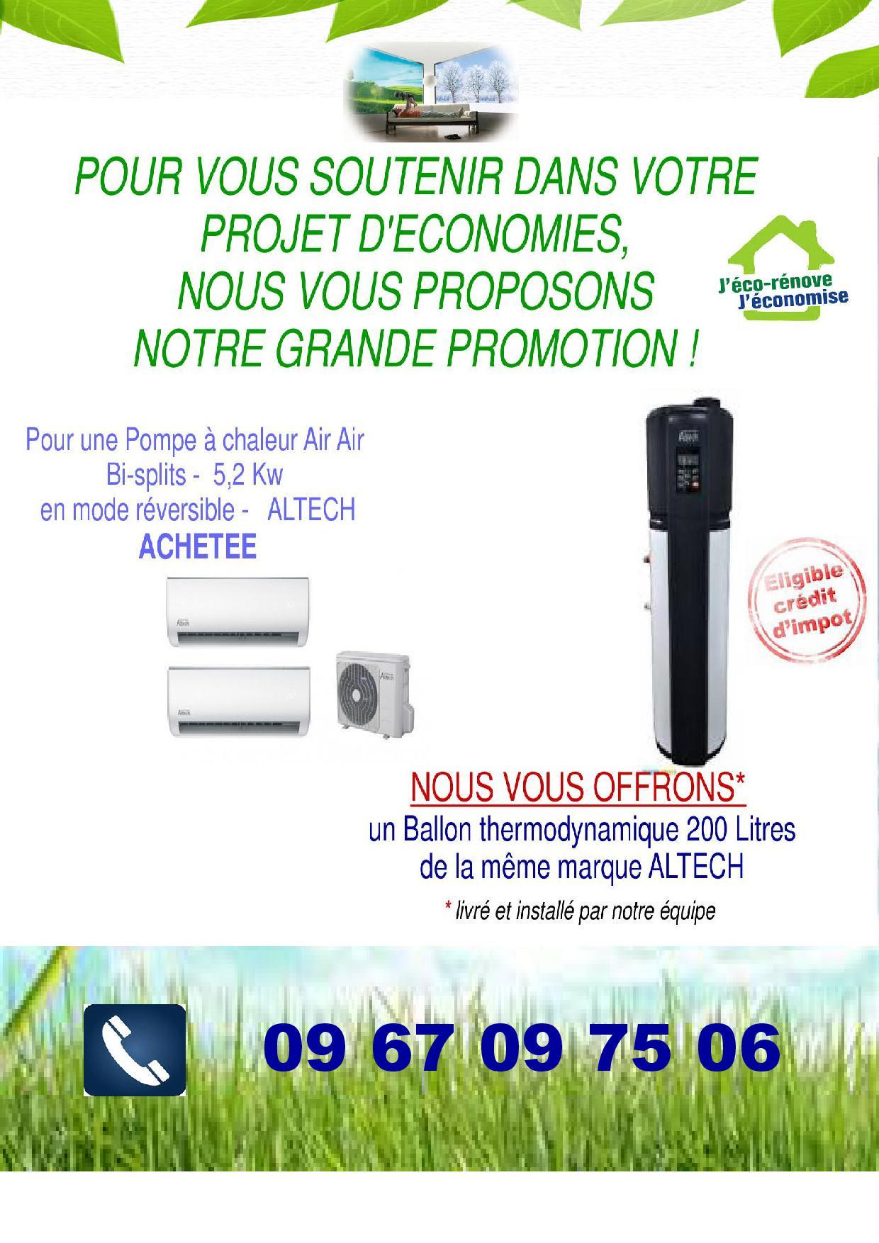 promotion tarif r duction pas cher pac lot et garonne aquitaine hydro. Black Bedroom Furniture Sets. Home Design Ideas